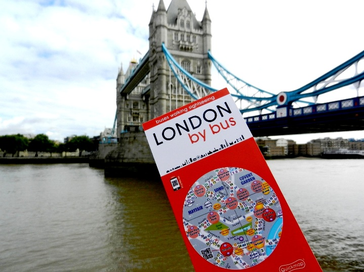 London City Bus Map.London By Bus A Pocketmap For Enjoying London Riding Top Deck